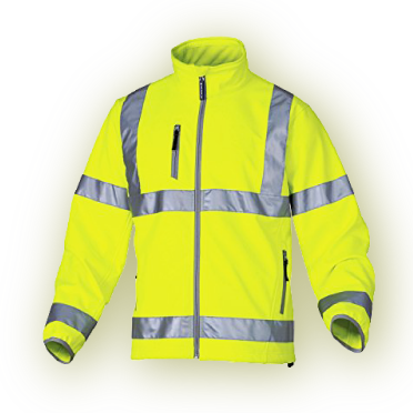 Green ReflectoSafe Jacket